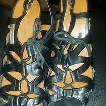 Original Guess Wedges Peep Toe Photo