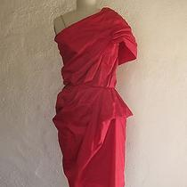 Original Lanvin Couture Cocktail Dress Photo