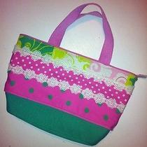 Original Lilly Pulitzer Handbag Photo