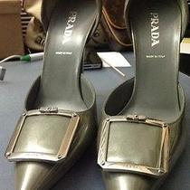 Original New Prada Heels Photo
