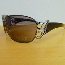 Original Sunglasses Guess - Gu 6438st Gun-3 Photo