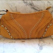 Original via Spiga Clutch Purse W/wrist Handle Photo
