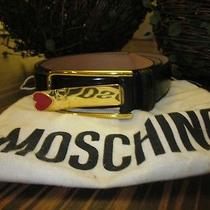 Original Vintage Moschino Belt Photo