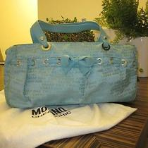 Original Vintage Moschino Handbag Photo