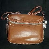 Originally Packaged Cognac Relic Cora Handbag by Fossil Photo