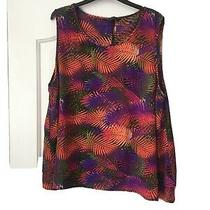 Originals Ladies Vest Top Size 22 Excellent Condition  Photo