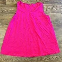 Originals Size 16/18 100% Cotton Pink Vest Top  Photo
