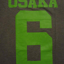 Osaka 6 T Shirt by Superdry Small Assorted Colors S Width 17.5 Inches 40- Photo