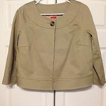 Oscar De La Renta Dress Jacket Size 8 Victoria Beckham Kate Middleton Photo