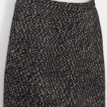 Oscar De La Renta Luxurious Woven Pencil Skirt Sz. 10 Photo