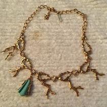 Oscar De La Renta Necklace Signed Needs Repairs Photo