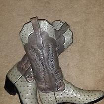 Ostrich Boots (Custom) Photo