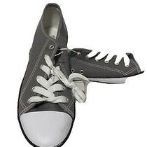 Ot Revolution Sneakers Mens Gray Walking Converse-Like Shoes Size 10 Photo