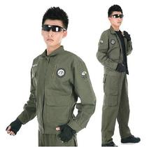 Outdoor Suit Airborne Commando Training Uniform Scratch Resistant Overalls Male Photo