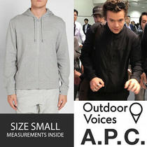 Outdoor Voices 1x Forward Jacket 1x Apc Champion Hoodie S Worn by Harry Styles  Photo