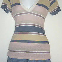 Outfit Lot Joie Shorts Truly Madly Deeply Tissue Tee Anthropologie W Jewelry Set Photo