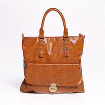 P Woman Retro European Style Large Shoulder Handbag Beautiful Tote Hobo Bhh Photo