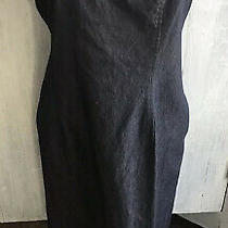 Pablo Gerard Darel Strapless Corset Dress Made in France Sz 42 Photo