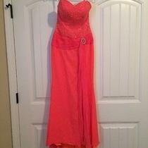 Pagaent/prom Dress Photo