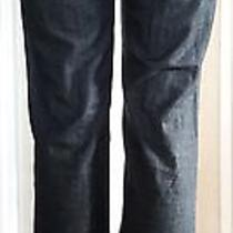 Paige Blue Heights Skinny Maternity Belly Panel Stretch Denim Jeans 29 Euc Photo