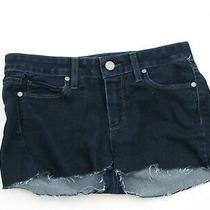 Paige Juniors 27  Dark Blue Shorts Pinnacle Photo