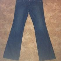 Paige Maternity Westbourne Premium Denim in Tuscan Wash Size 30 Msrp 189.00 Photo