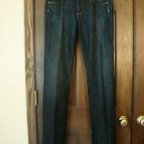 Paige Premium Denim Laurel Canyon Bootcut Jeans Size 29 Photo