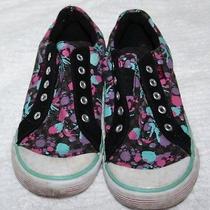 Paint Splatter Keds Shoes size1.5 M  Photo