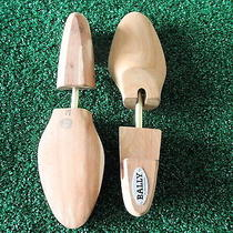 Pair of Bally of Switzerland Cedar Wood Shoe Trees Medium Photo