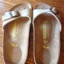 Pair of Birkenstock Size 37 Great Condition Looks Like Never Worn Photo