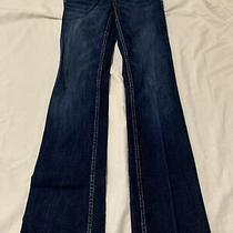 Pair of Womens Jeans-Aeropostale-Size 0 Regular- Chelsea Bootcut Photo