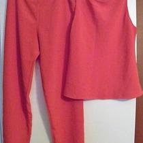 Pajama Set Josie Natori Red/orange - Small Photo