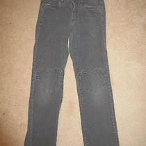 Pants - h&m - Gray - Corduroy - Sz 7-8y Photo