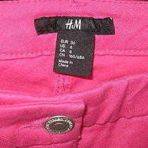 Pants Skinny h&m Pink Photo
