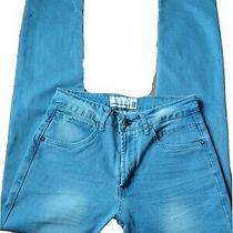 Paper Denim & Cloth Jeans Men's 28/30 Greenwich Stretch Regular Fit Denim  Photo