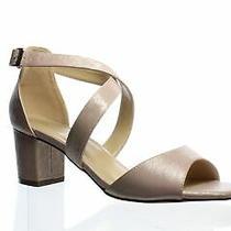Paradox London Pink Womens Hadid Blush Sandals Size 7.5 (1055476) Photo