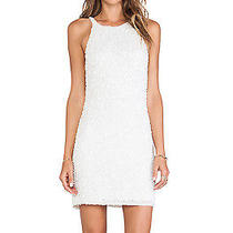 Parker Audrey Dress White (Medium) Photo
