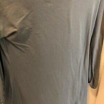 Parker Brand Ladies Top. Grey. Special Sleeves. Medium Photo