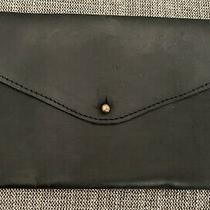 Parker Clay Women Black Clutch One Size Photo