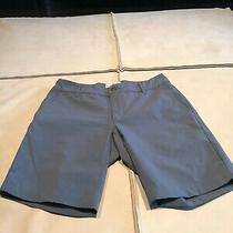 Parker Dusseau Grey Shorts Size 30 Photo