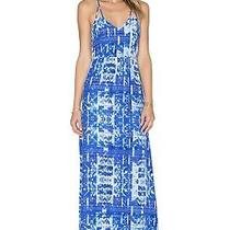 Parker Kisa Maxi Dress in Santiago - Size L Photo