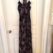 Parker Maxi Dress Size M Photo