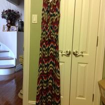 Parker Maxi Dress Size S Photo