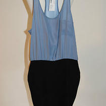 Parkernwt 245racerback Tank Combo Dress Size S Photo