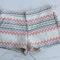 Parker Patterned Shorts Size 6 Photo