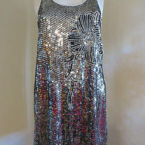 Parker Racerback Sequin Dress - S Photo