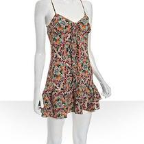 Parker Ruffle Front Dress. Size M.  Photo