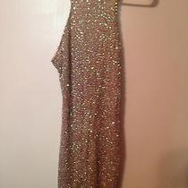 Parker Sequin Dress M Photo