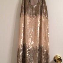 Parker Sequin Dress Xs Photo