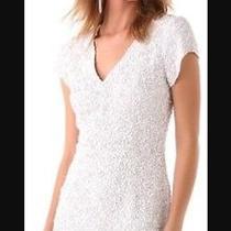 Parker Sequin White Dress 350 Photo